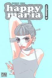 Happy Mania T.6 - Intérieur - Format classique