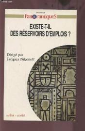 Existe-T-Il Des Reservoirs D'Emplois ? - Couverture - Format classique
