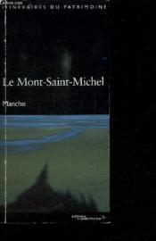 Mont-Saint-Michel (Le) - Couverture - Format classique