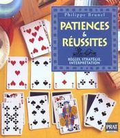 Patiences et reussites ; regles strategie et interpretation - Intérieur - Format classique