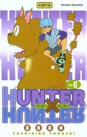 Hunter X Hunter T6 - Intérieur - Format classique