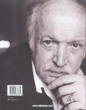 Becker Par Becker - 4ème de couverture - Format classique