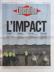 Liberation N°9598 du 21/03/2012 - Couverture - Format classique