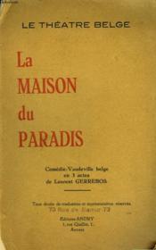 La Maison Du Paradis - Couverture - Format classique