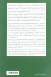 Initiation A La Topologie Generale ; Niveau L3 - 4ème de couverture - Format classique