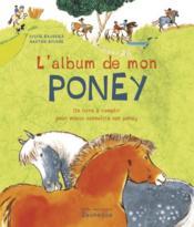 Album De Mon Poney (L') - Couverture - Format classique