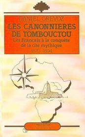 Les Canonnieres De Tombouctou - Intérieur - Format classique