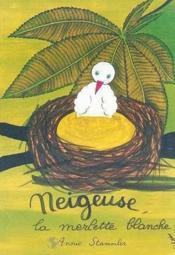 Neigeuse La Merlette Blanche - Couverture - Format classique