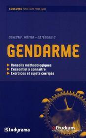 Gendarme - Intérieur - Format classique