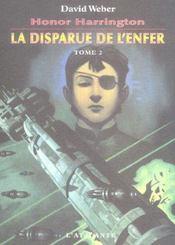 Honor Harrington, La Disparue De L'Enfer T.2 - Intérieur - Format classique
