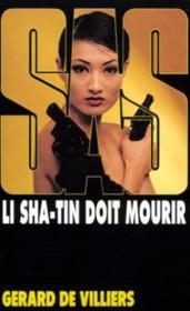 Sas T.144 ; Li Sha Tin Doit Mourir - Couverture - Format classique