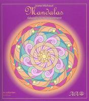 Mandalas ; géométrie en mouvement - Intérieur - Format classique