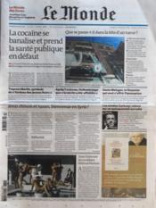 Monde (Le) N°20899 du 30/03/2012 - Couverture - Format classique