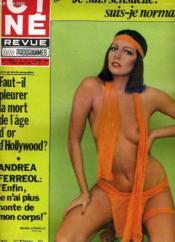 Cine Revue - Tele-Programmes - 56e Annee - N° 15 - L'Ordinateur Des Pompes Funebres - Couverture - Format classique