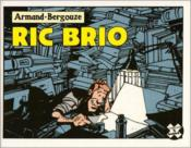 Ric Brio - Couverture - Format classique