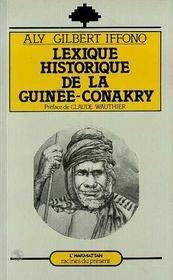 Lexique Historique De La Guinee-Conakry - Intérieur - Format classique