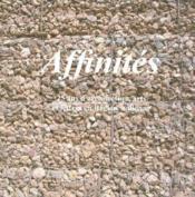 Affinites 25 ans d architecture arts et lettre en region wallonn - Couverture - Format classique