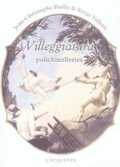Villeggiatura ; polichinelleries - Intérieur - Format classique