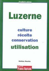 Luzerne - Intérieur - Format classique