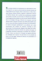 Luzerne - 4ème de couverture - Format classique