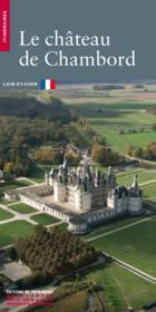 Le Chateau De Chambord - Couverture - Format classique