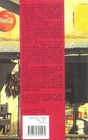 La Trilogie Jim Chee - 4ème de couverture - Format classique