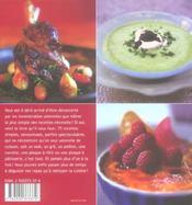 La cuisine tout en un - 4ème de couverture - Format classique