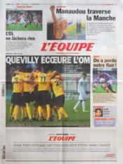 Equipe (L') N°21071 du 21/03/2012 - Couverture - Format classique