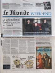 Monde (Le) N°20900 du 31/03/2012 - Couverture - Format classique