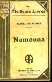 Namoura Suivi De Rolla Suivi De Une Bonne Fortune. Collection : Les Meilleurs Livres N° 88. - Couverture - Format classique