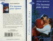 Un Inconnu Pour Epoux - A Husband For The Taking - Couverture - Format classique