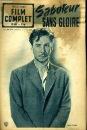 Tous Les Jeudis - Film Complet N° 270 - Saboteur Sans Gloire - Couverture - Format classique