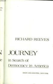 American Journey - Couverture - Format classique