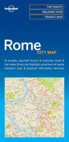Vente livre :  City map ; Rome (édition 2017)  - Xxx - Collectif - Collectif Lonely Planet