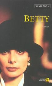 Betty  - Georges Simenon