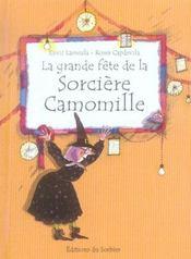 Grande Fete De La Sorciere Camomille (La) - Intérieur - Format classique