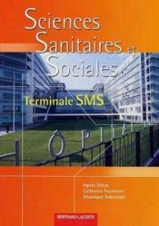 Sciences Sanitaires Sociales Ter Sms - Couverture - Format classique