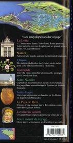 Loire Atlantique - 4ème de couverture - Format classique