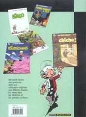 Les Petits Hommes Pirate T.30 ; Bebe Tango - 4ème de couverture - Format classique