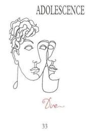 Revue Adolescence N.33 ; Dire - Couverture - Format classique