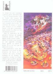 Les annales du disque-monde t.27 ; procrastination - 4ème de couverture - Format classique