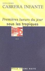 Premieres Lueurs Du Jour Sous Les Tropiques - Intérieur - Format classique