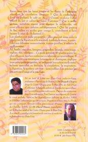 Les plantes médicinales et leurs bienfaits - 4ème de couverture - Format classique