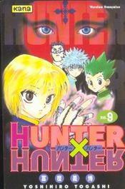 Hunter X Hunter T9 - Intérieur - Format classique