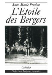 Etoile Des Bergers (L') - Couverture - Format classique