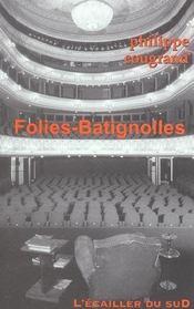 Folies-batignolles - Intérieur - Format classique