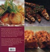 La cuisine santé pour vos invités - 4ème de couverture - Format classique