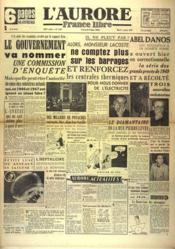 Aurore France Libre (L') N°1340 du 04/01/1949 - Couverture - Format classique