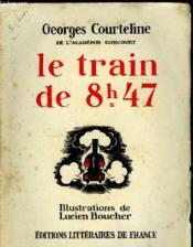 Le Train De 8h47 - Couverture - Format classique