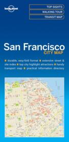 Vente  City map ; San Francisco (édition 2017)  - Xxx - Collectif - Collectif Lonely Planet